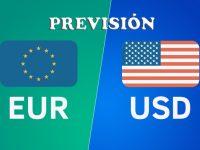EURUSD, previsión para la moneda europea