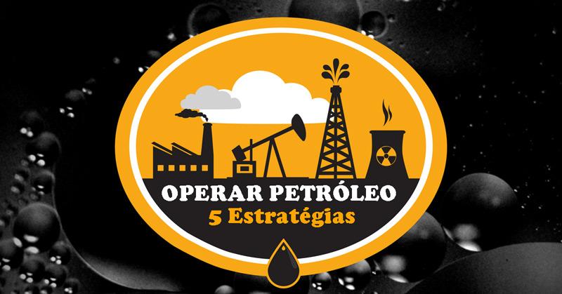 Estrategias para operar petróleo
