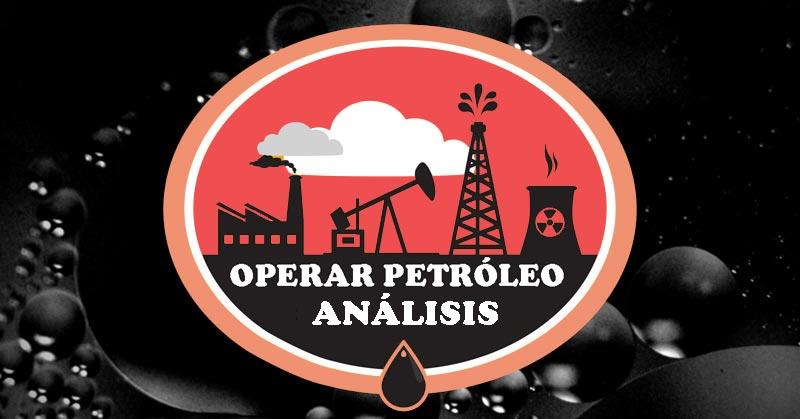 Análisis petróleo
