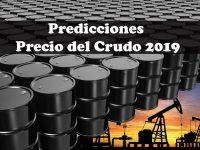 Precio del crudo – Predicción para el 2019