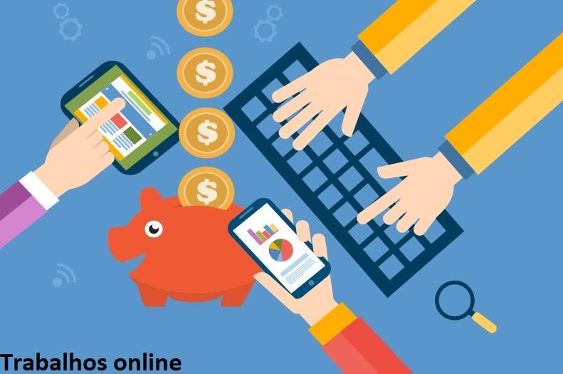 Ganhar dinheiro na internet