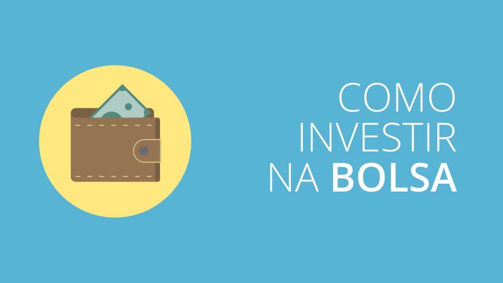 como investir na bolsa