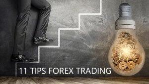 Forex trading – 11 dicas, sugestões básicas para começar