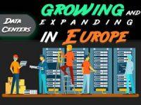 Centros de Dados, um negócio em expansão na Europa