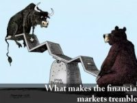 Mercados financeiros, tremores, interrogações e riscos económicos
