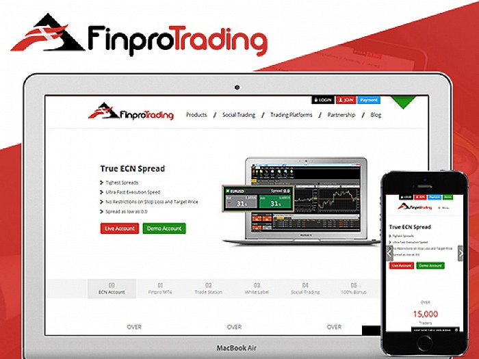 finpro trading cryptocurrency