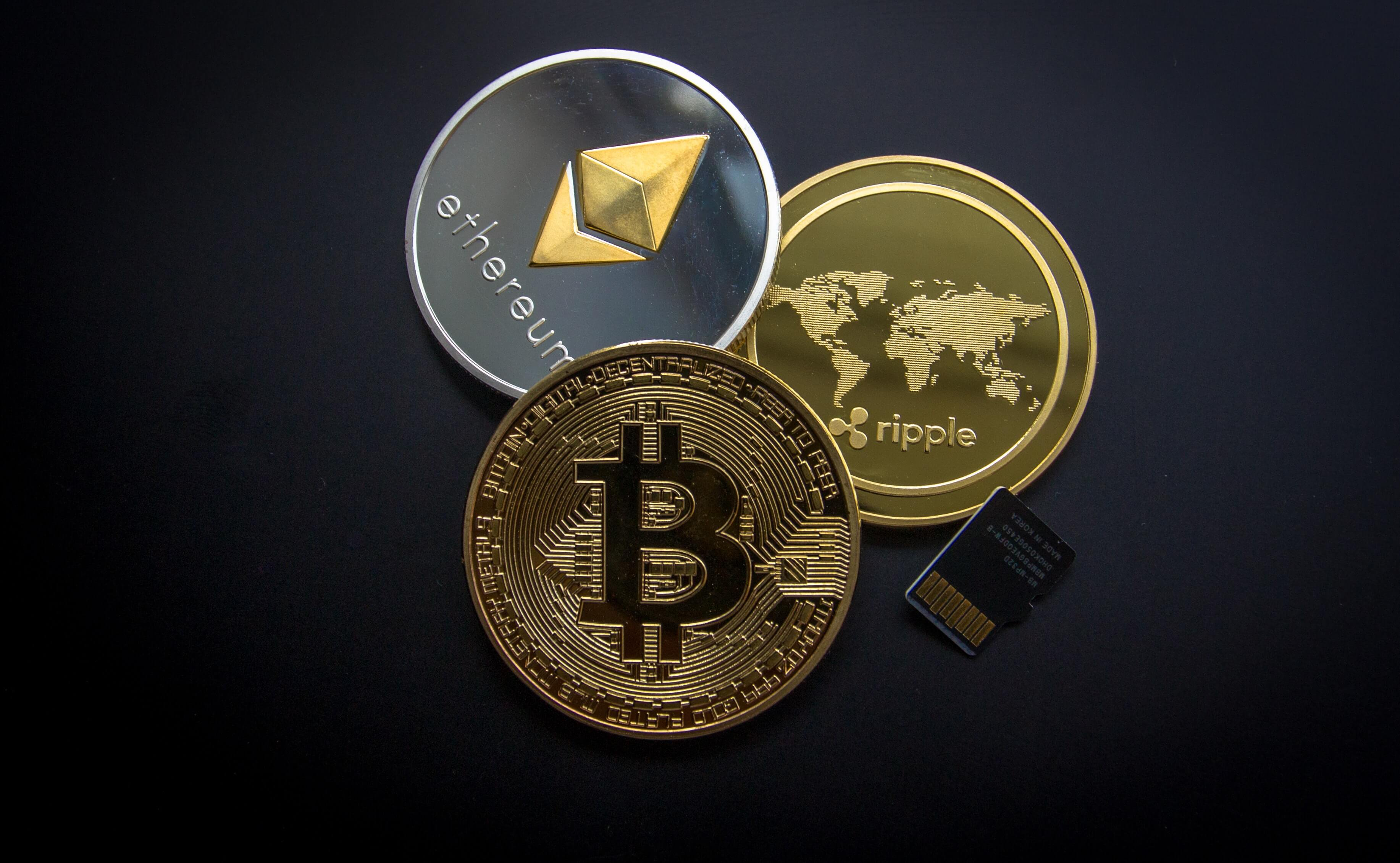 Cryptocurrency Bitcoin and other cryptos