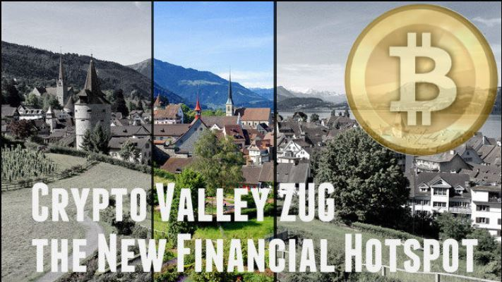 crypto conference Crypto Valley