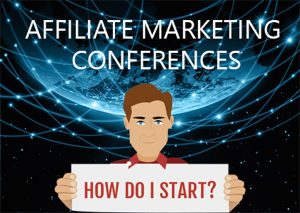Affiliate Conferences make money