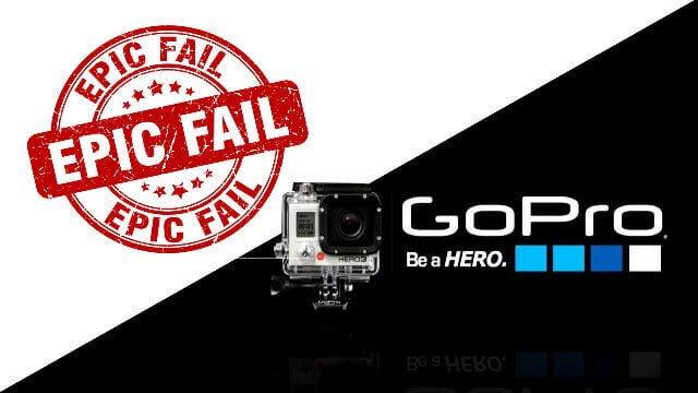 GoPro Stock Price Fail