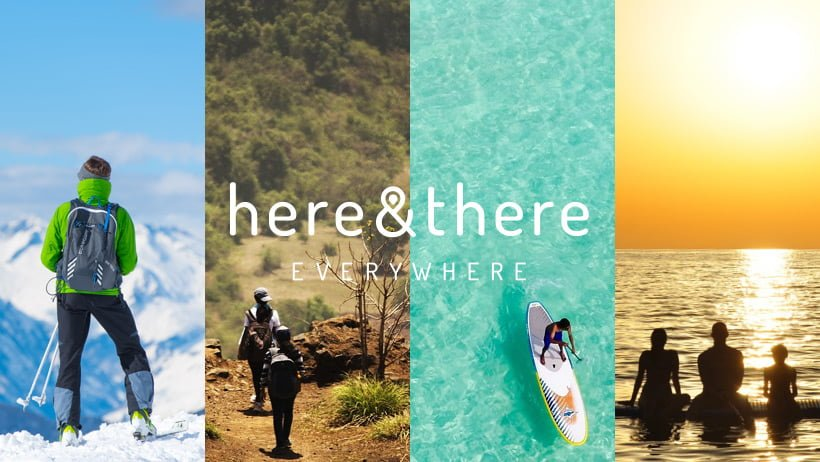 Here and there - Second income