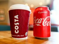 Coca-Cola buys Costa Coffee chain for 3.9 billion pounds