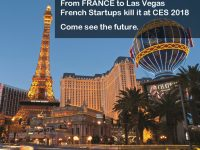French Startup at the CES of Las Vegas