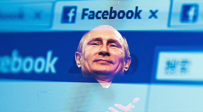 Facebook adds Russia