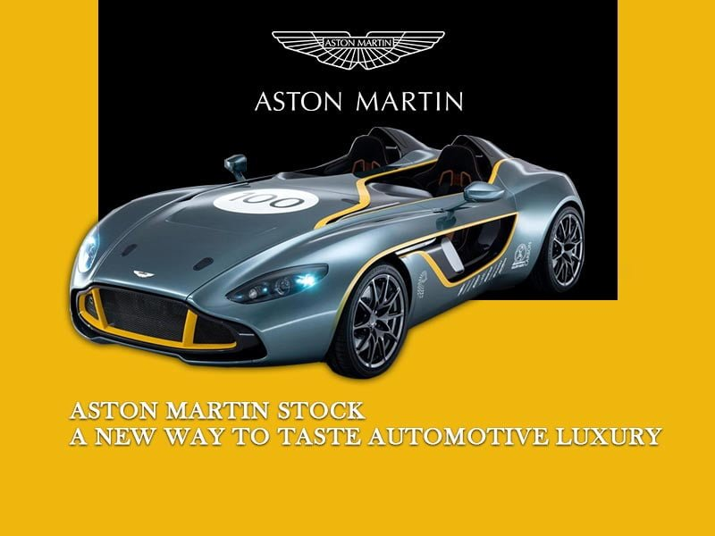 Aston Martin Stock >> Aston Martin Stock A New Way To Taste Automotive Luxury