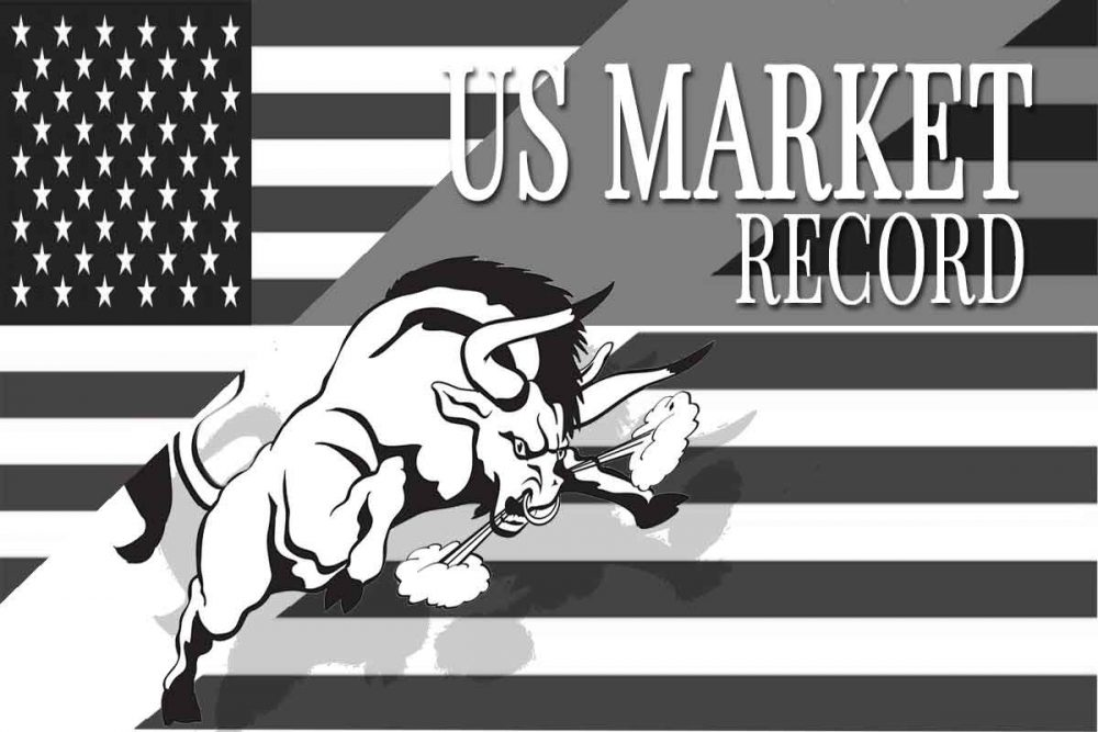 US Market, Record in sight for the american stocks