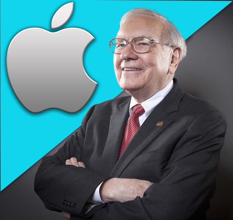 Apple Stock, Warren Buffet earns more than $17 Billion