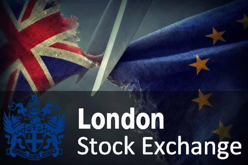 Stock markets in London today