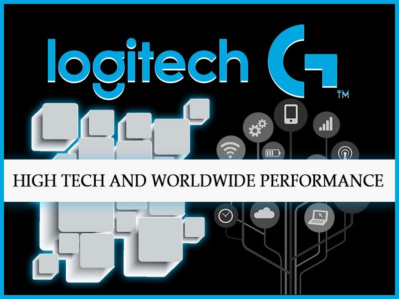 logitech profits