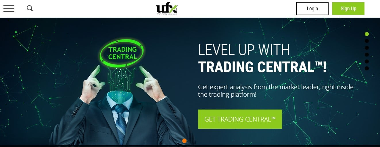 Ufx forex trading