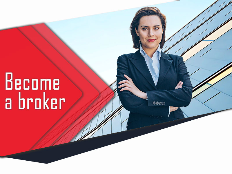 become a broker