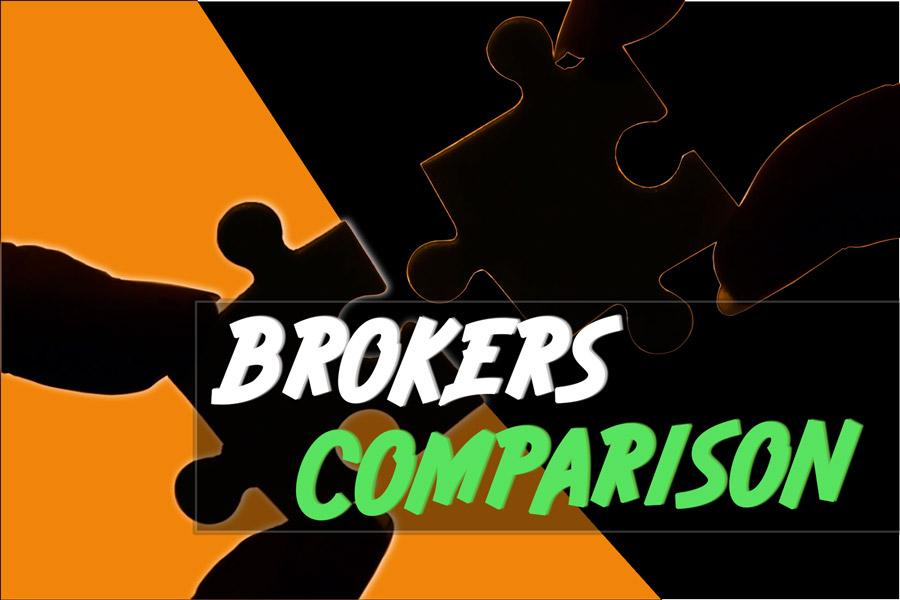 brokers comparison