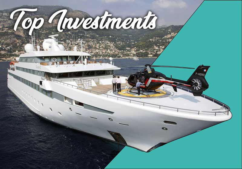 top investments
