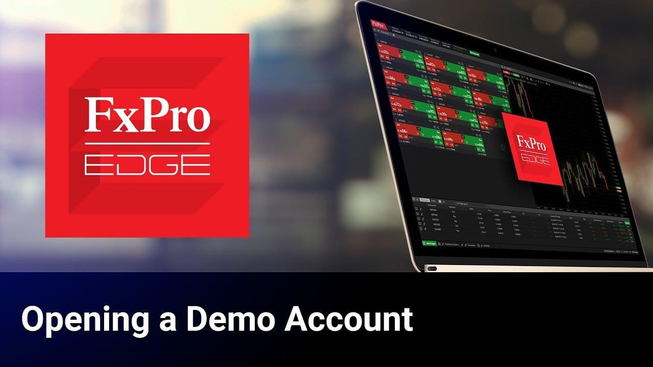 fxpro demo account