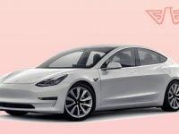 Tesla Model 3- Three Standard Features