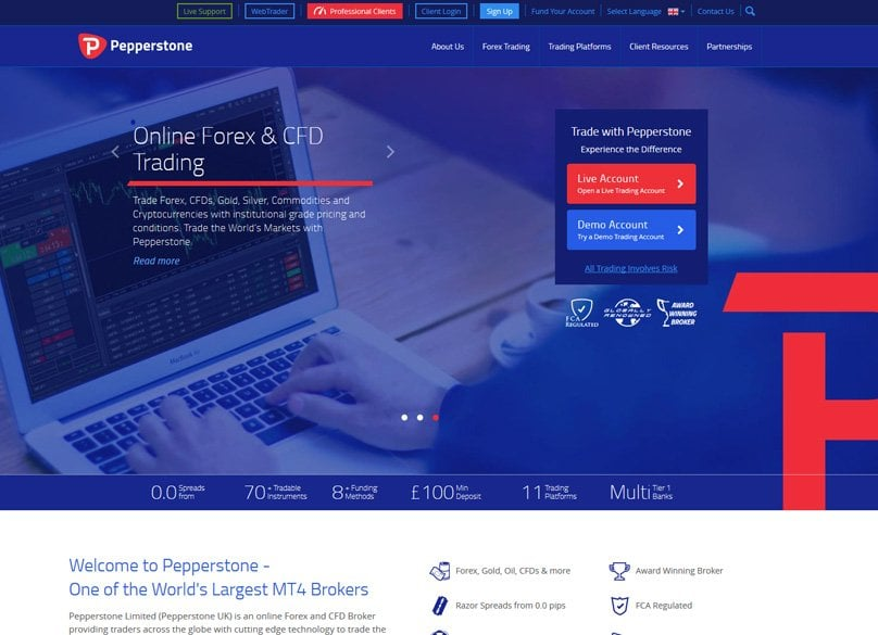 Pepperstone Review Is It A Legitimate Forex Broker