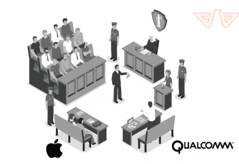 Qualcomm stands victorious in the lawsuit with Apple