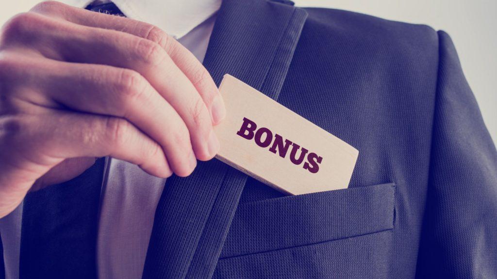 best forex bonus