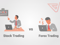 Stock Trading vs Forex Trading: Which is riskier?